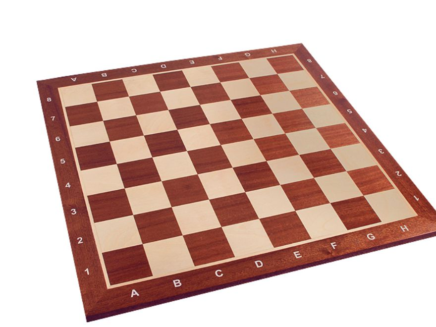 Wooden chessboard FG=50mm