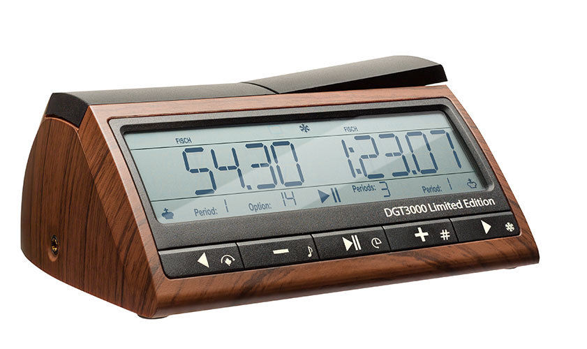 Digital chess clock DGT 3000 <br> Limited edition