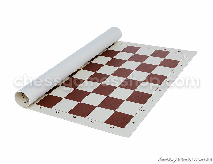 Plastic roll-up Chess Board FD=57mm