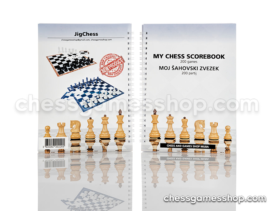 Chess notebook