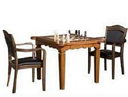 Mize in stoli