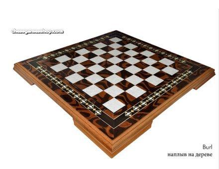Lesena šahovnica Grča 4