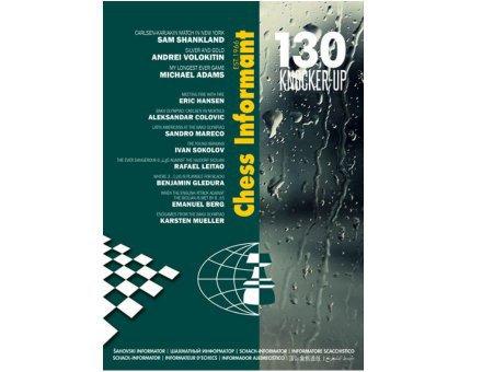 Šahovski informator <br> Št. 130