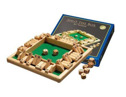 Namizna Igra SHUT The BOX za 4