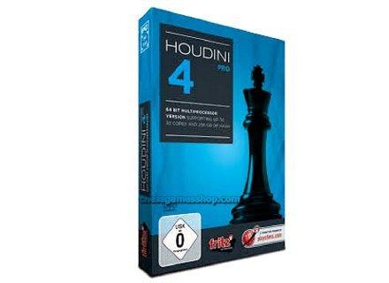 Houdini 4 PRO