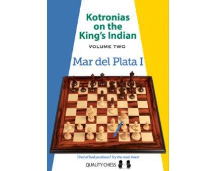 Kotronias on the KI Mar del Plata I