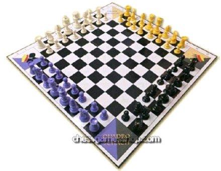 Šah in Dama za 2 - 4 igralce