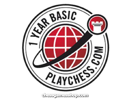 Osnovni dostop - 1 leto playchess.com