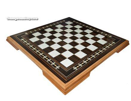 Lesena šahovnica NATURE 4