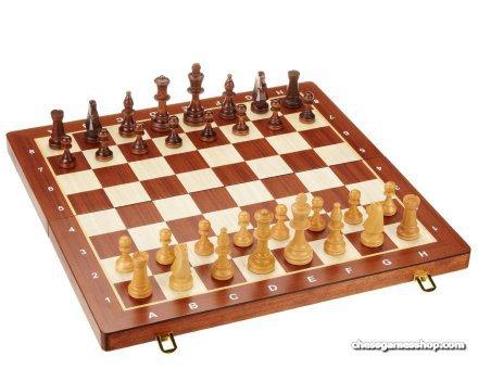 Preklopna Šahovska Garnitura TOURNAMENT 5