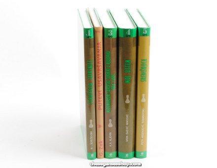 Zbirka petih zanimivih knjig