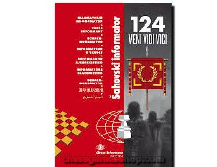 Šahovski informator 124