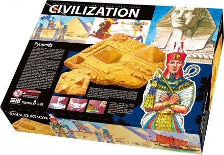 Konstrukcija Piramide