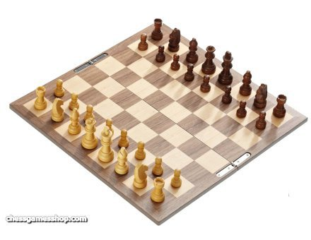 Šahovska garnitura Bruselj
