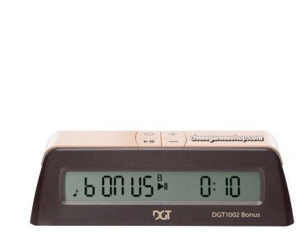 Digitalna šahovska ura DGT 1002 Bonus