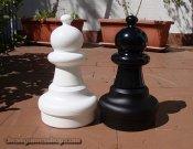 Kmet - Rezervna figura za Orjaški šah