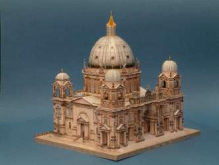 Berlinska katedrala 3D sestavljanka karton