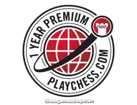 Premium dostop - 1 leto playchess.com