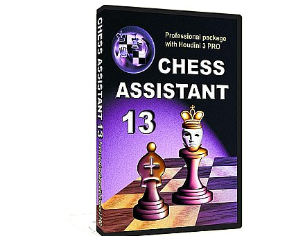 Chess Assistant 13 Pro Pack