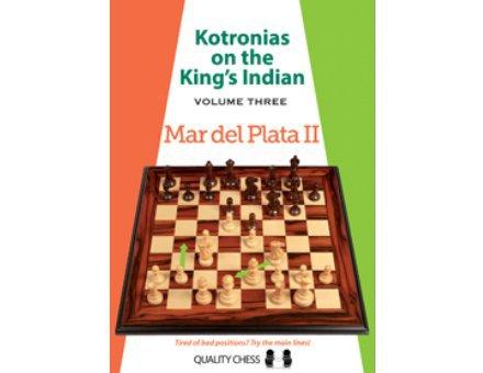 Kotronias on the KI Mar del Plata II