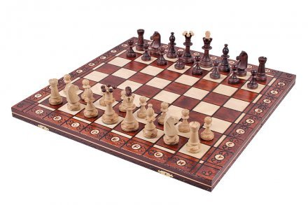 Preklopna Šahovska Garnitura CONSUL