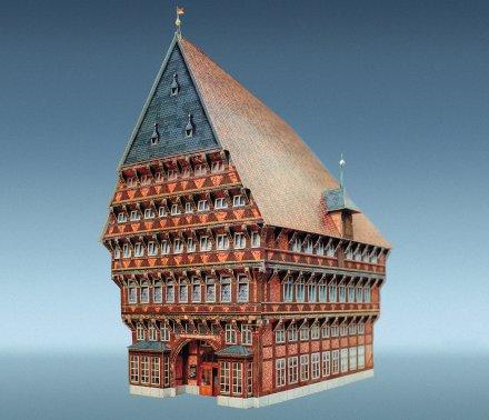 Knochenhauer 3D sestavljanka karton