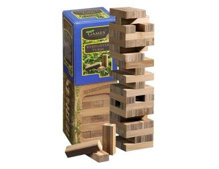 Bambusni stolp - Jenga